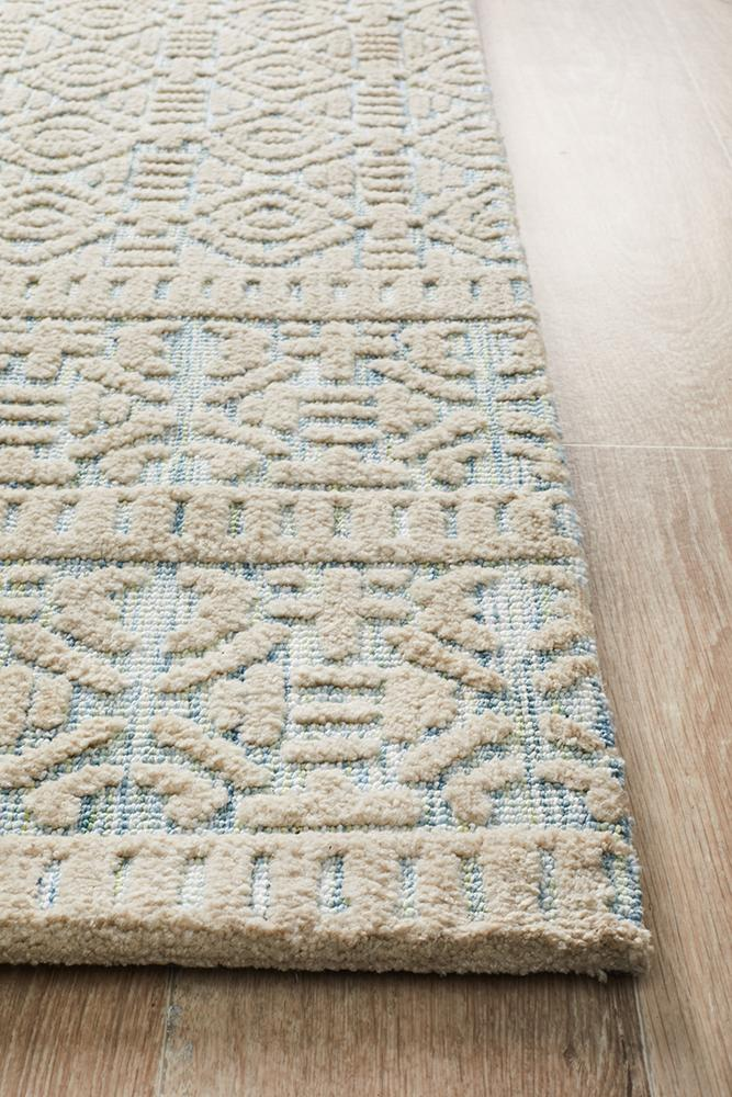 Levi Lucy Blue Green Rug Rugs A Million