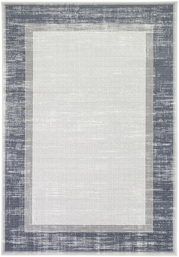 Garden New York Indoor/Outdoor Blue Rug