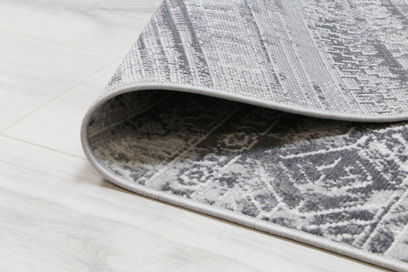 Garden Rome Indoor/Outdoor Grey Rug