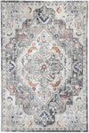 Mercury Transitional Grey Rug