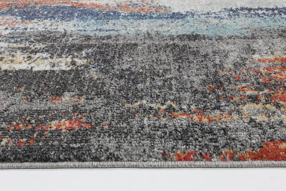 Mercury Abstract Multi Rug