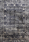 YAZMIN 11 DARK GREY / LIGHT GREY RUG