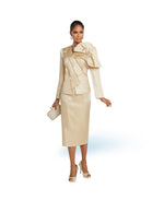 DONNA VINCI 11759 - 2PC SKIRT SUIT