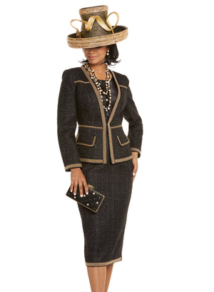 Donna Vinci 5604 Womens Church Suit Fall 2018