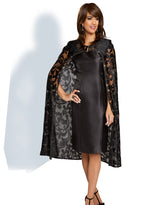 DONNA VINCI 5611 WOMEN 2PC DRESS SET