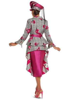 WOMEN CHURCH SUIT DONNA VINCI 5612 WOMEN CHURCH SUIT