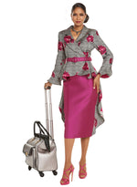 DONNA VINCI 5612 WOMEN CHURCH SUIT