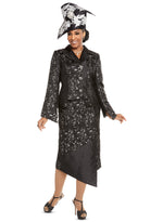 DONNA VINCI 5613 WOMEN CHURCH SUIT