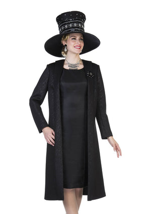 Aussie Austine 5107 Womens Long Dress & Coat