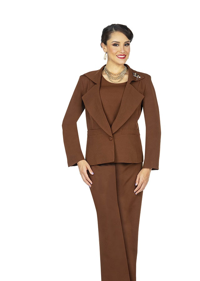 Aussie Austine 833 - 4PC Women Business Suit