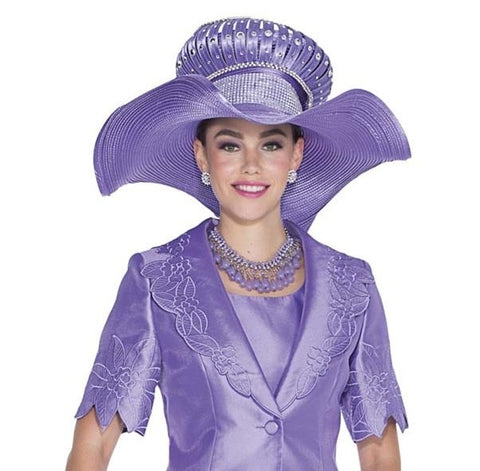 Champagne H5016 First Lady Hat