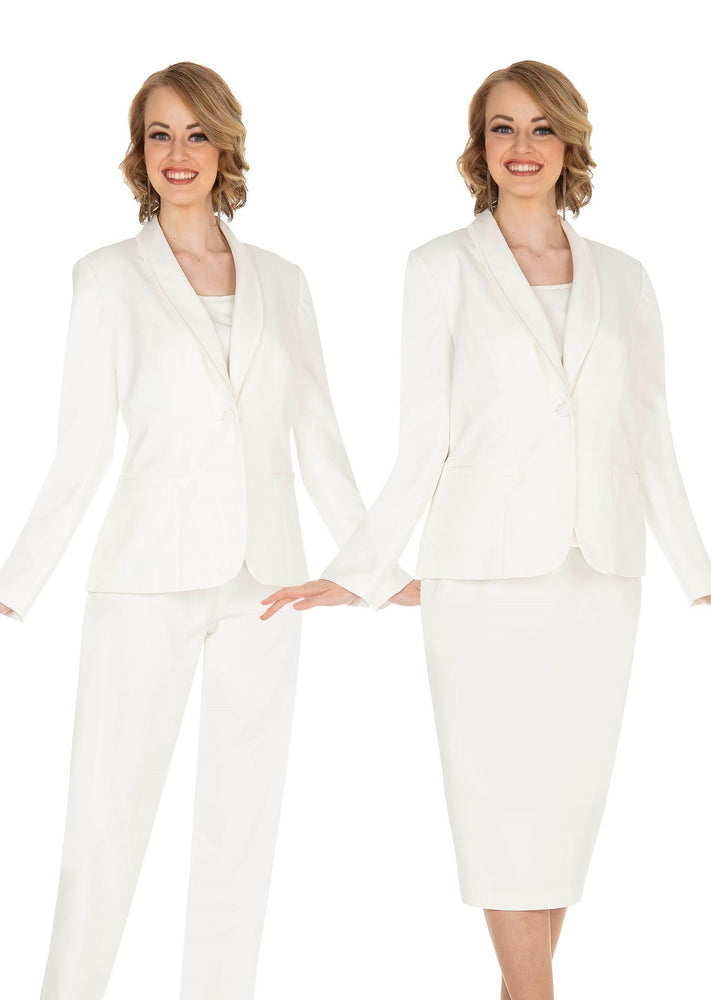 AUSSIE AUSTINE 832 - 4PC WOMEN BUSINESS SUIT