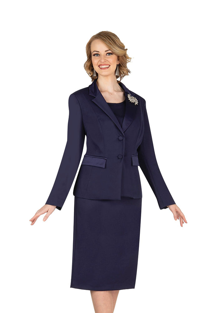 AUSSIE AUSTINE 834 - 4PC WOMEN BUSINESS SUIT