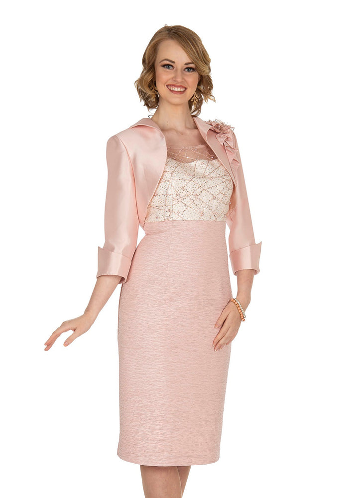 Champagne Italy 5410 Dress Jacket