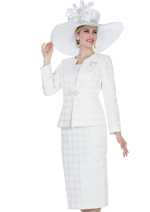 Champagne 5113 Womens Skirt Suit