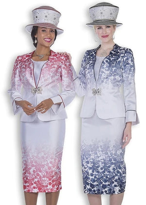 Aussie Austine 5114 Church Skirt Suit