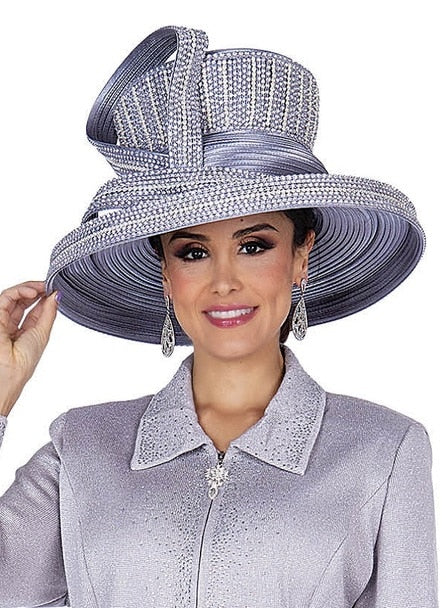 Elite Champagne 5262 Church Hat