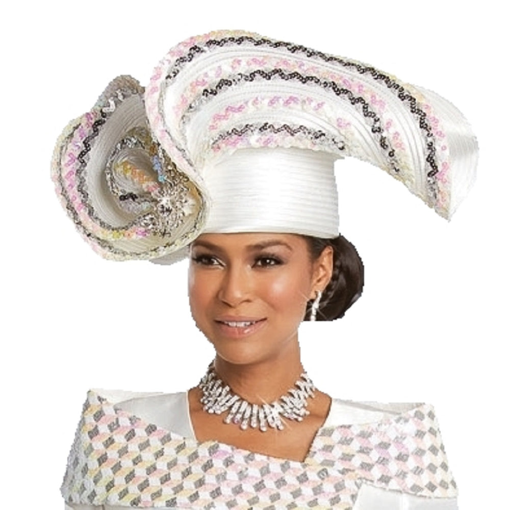Donna Vinci 11736 Women Church Hat