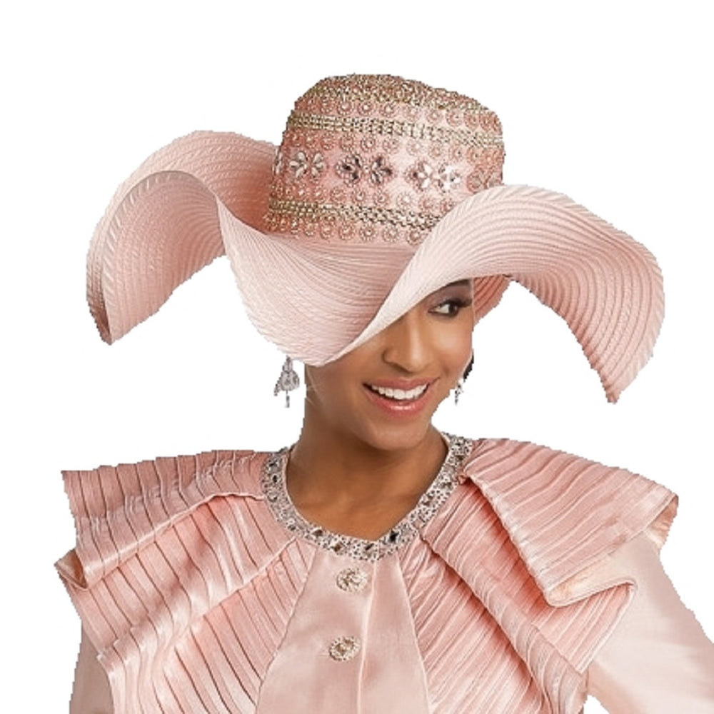 Donna Vinci 11752 Women Church Hat