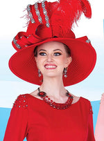 Champagne 5363 Church Hat