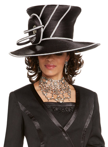 Donna Vinci H11681 Church Hat