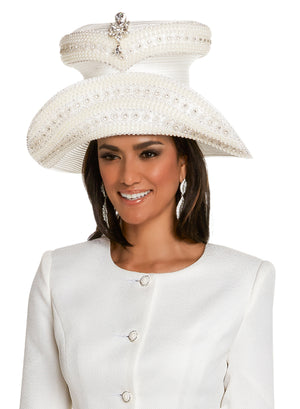 Donna Vinci 11700 Church Hat