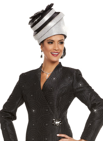 DONNA VINCI 11706 CHURCH HAT