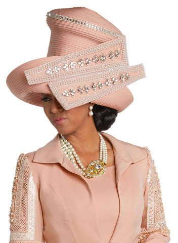 Donna Vinci 11715 Church Lady Hat