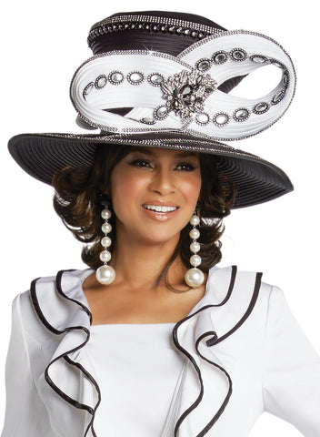 Donna Vinci 11725 Church Hat