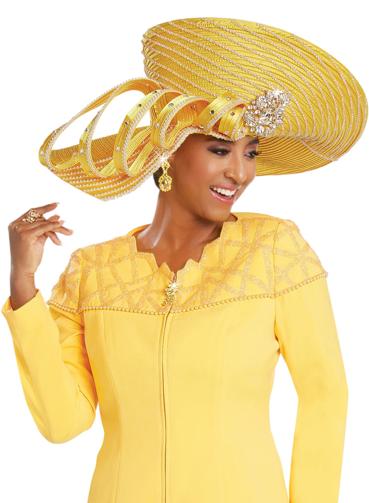 Donna Vinci 11730 Women Church Hat