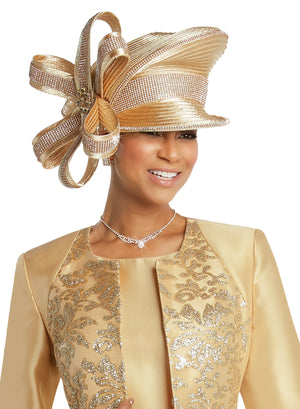 Donna Vinci 11735 Women Church Hat