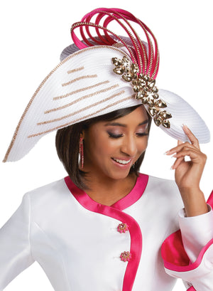 Donna Vinci 11737 Church Hat