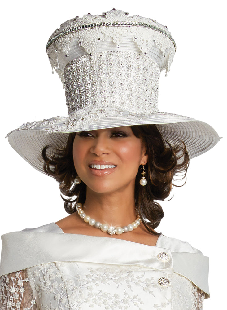Donna Vinci 11740 Church Lady Hat