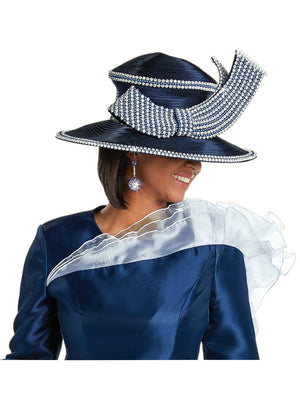 Donna Vinci 11741 Women Church Hat