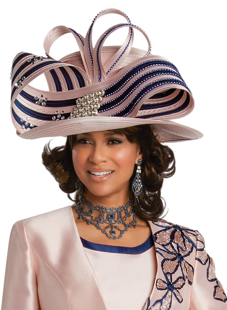 DONNA VINCI 11743 WOMEN CHURCH HAT