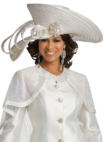 Donna Vinci 11745 Church Hat