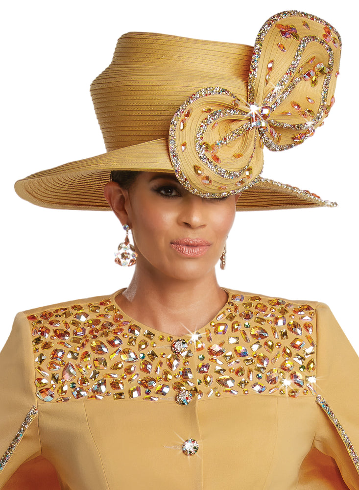 DONNA VINCI 11749 CHURCH HAT