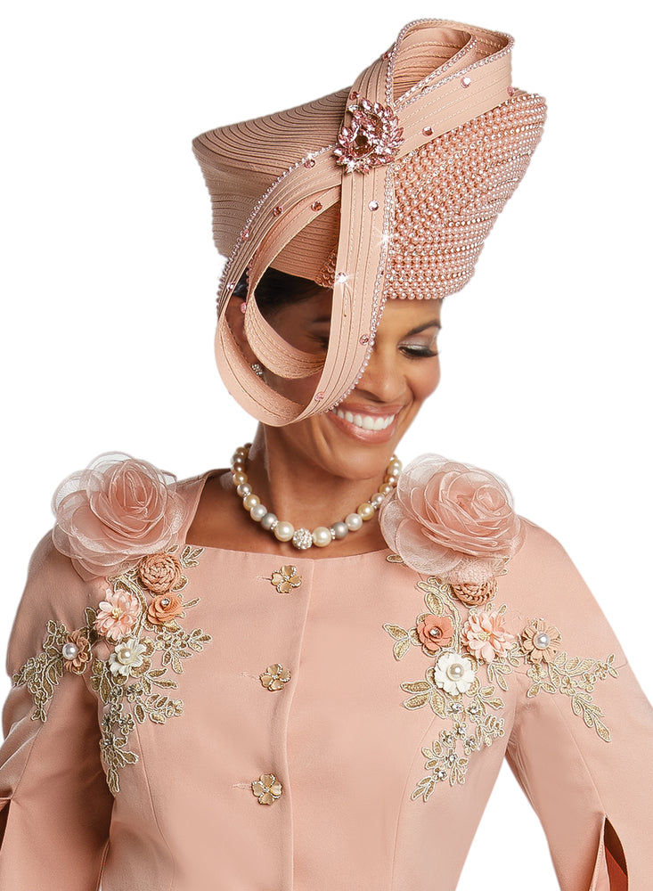Donna Vinci 11751 Womens Church Hat