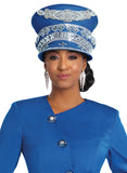 DONNA VINCI 11754 WOMEN CHURCH HAT