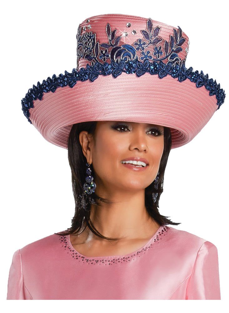 DONNA VINCI 11758 WOMEN CHURCH HAT