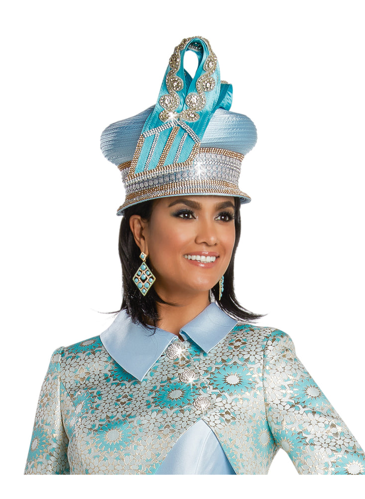 DONNA VINCI 11760 CHURCH HAT