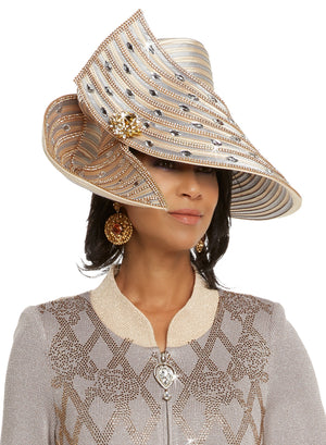 CHURCH HAT DONNA VINCI 13240