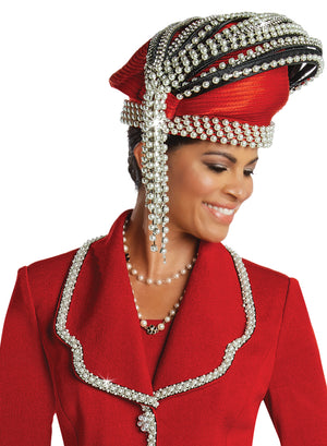 DONNA VINCI 13248 WOMEN CHURCH HAT