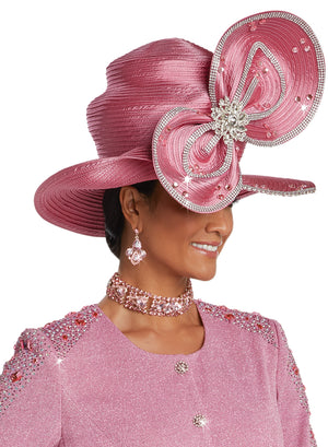 DONNA VINCI 13251 WOMENS CHURCH HAT