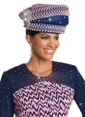 DONNA VINCI 13255 WOMEN CHURCH HAT