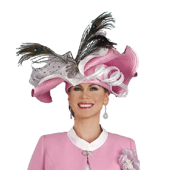 Champagne 4706 Church Hat