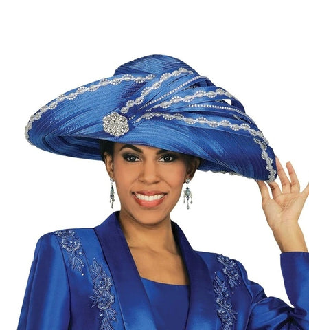 Champagne H4817 Fancy Hat