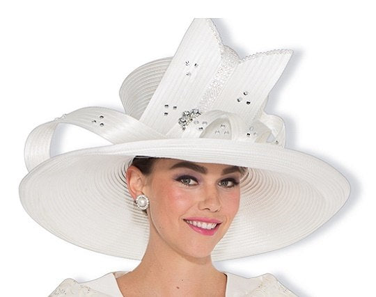 Champagne 5021 First Lady Hat