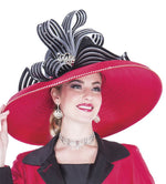 Aussie Austine 5120 Wide Brim Church Hat