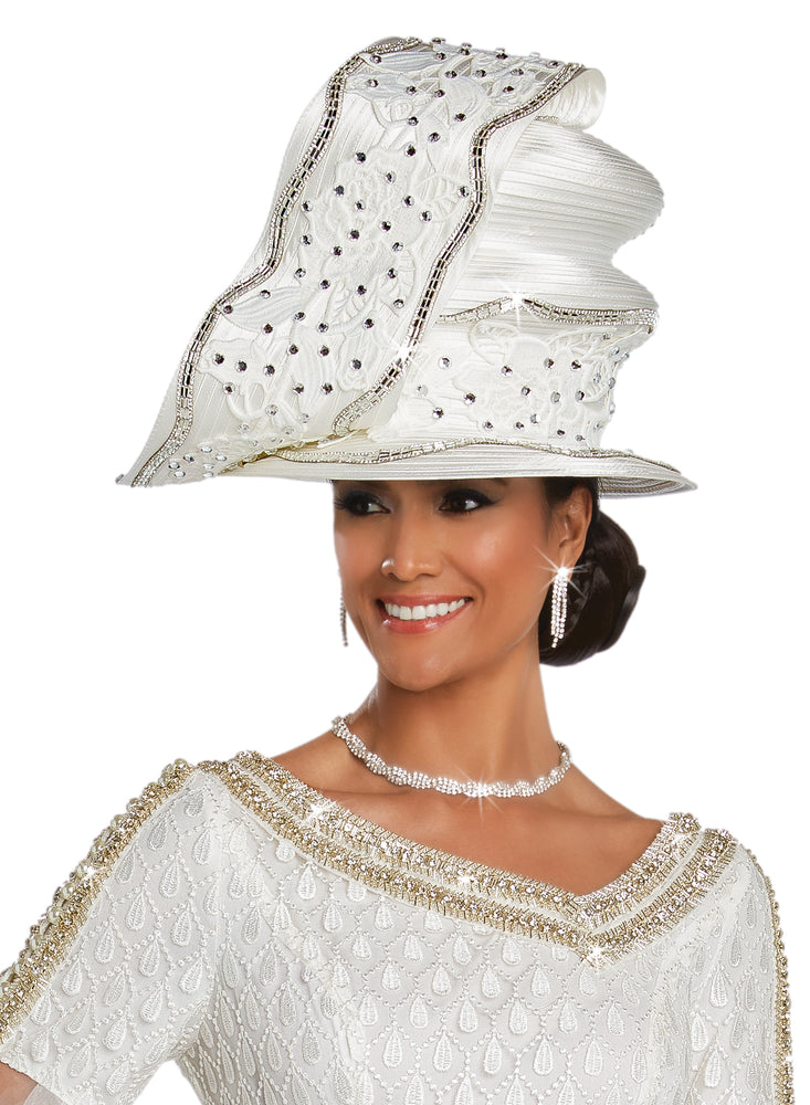 Donna Vinci 5620 Church Hat